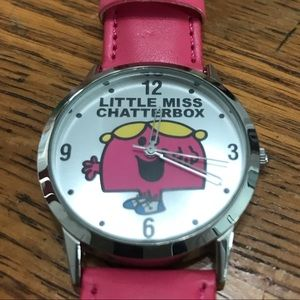 Accessories - Little Miss Chatterbox watch